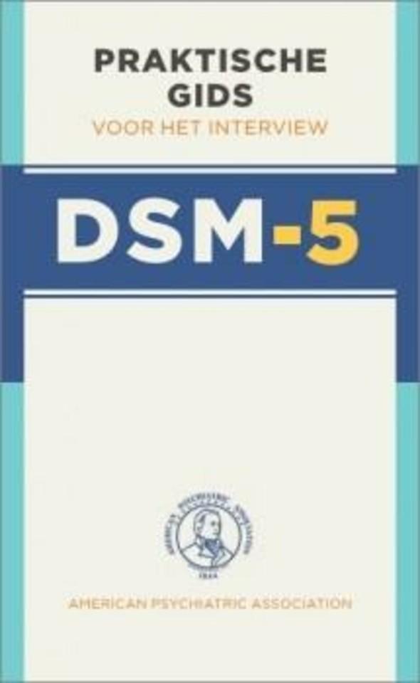 Werken met de DSM-5 - Praktijkgids