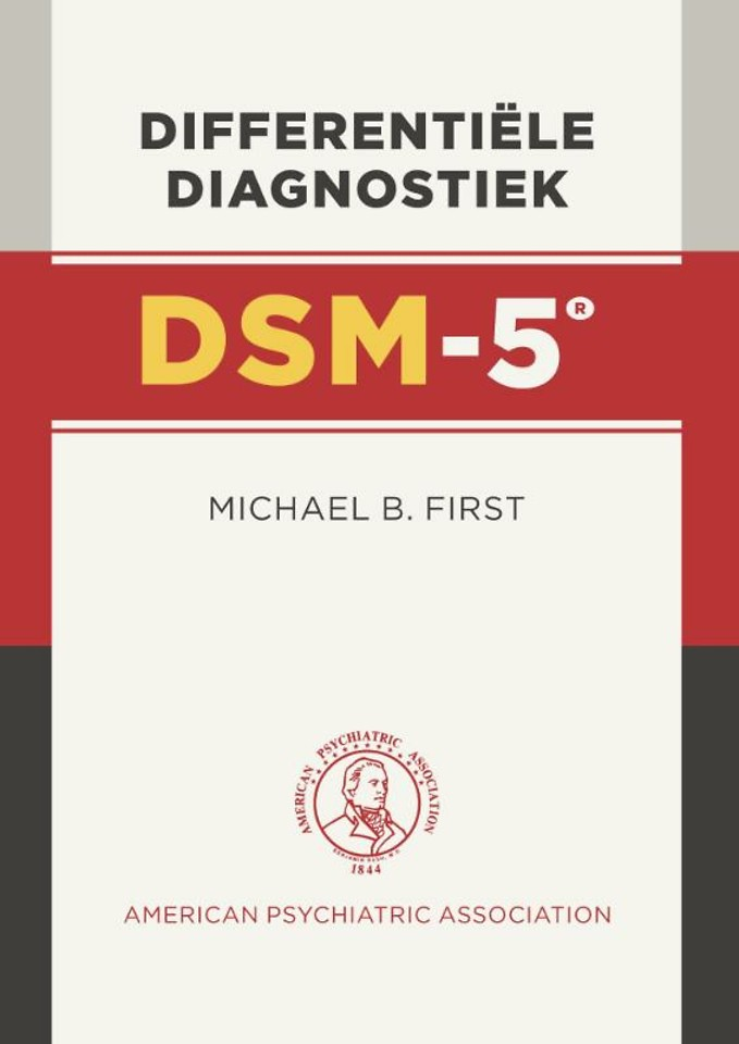 DSM-5 - differentiële diagnostiek
