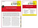 Nooit meer strategiepijn (Management Topics)