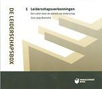De Leiderschapsbox deel 1: Leiderschapsverkenningen
