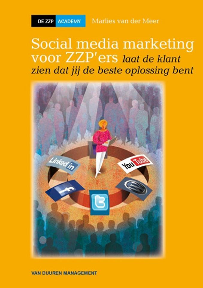 Social media marketing voor ZZP'ers