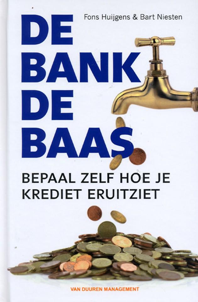 De bank de baas - Bepaal zelf hoe je krediet eruitziet