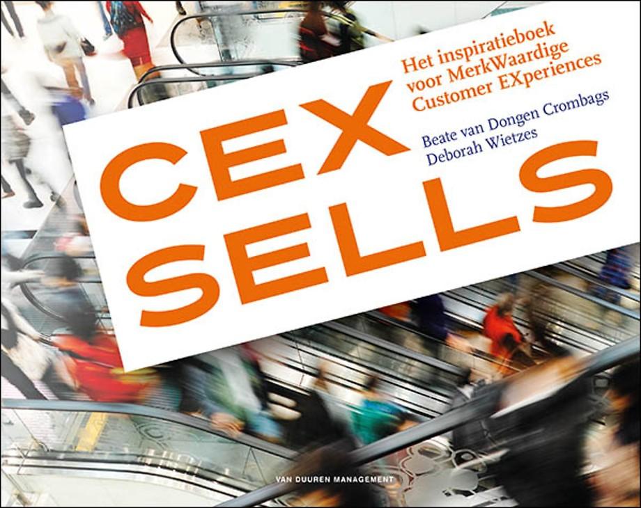 CEX Sells - Het inspiratieboek voor MerkWaardige Customer EXperiences