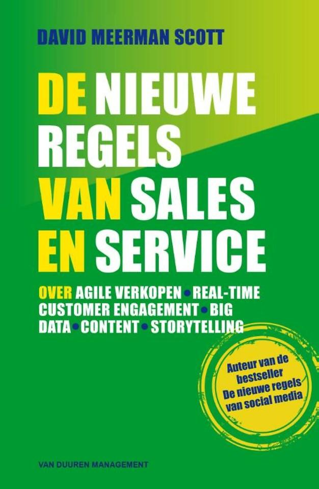 De nieuwe regels van sales en service