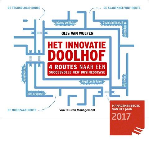 Het Innovatiedoolhof Door Gijs Van Wulfen Boek Managementboeknl
