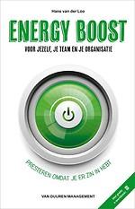 Energy Boost voor jezelf, je team en je organisatie