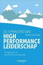 De 5 principes van High Performance leiderschap