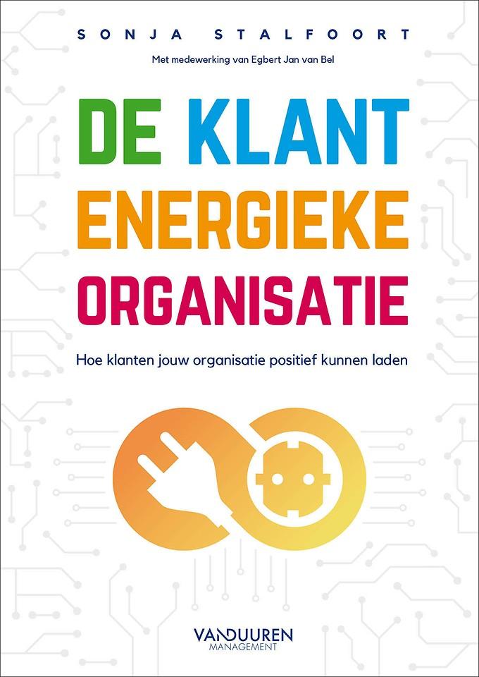 De klant energieke organisatie