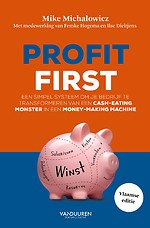 Profit First - Vlaamse editie