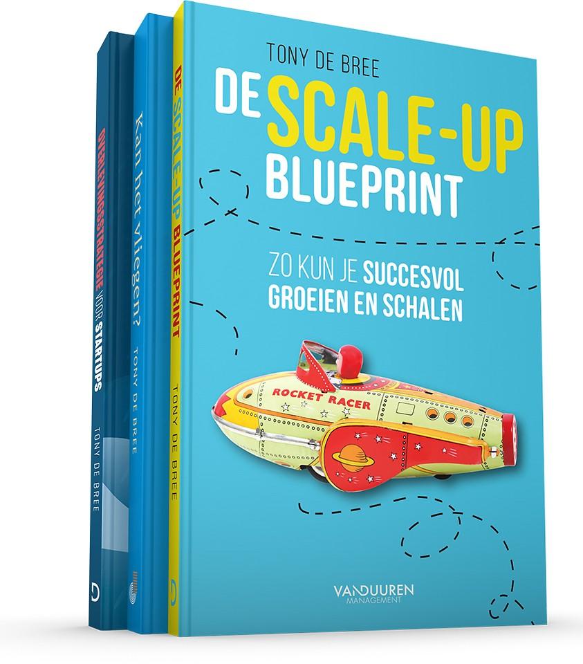 Van Start-up naar scale-up bundel