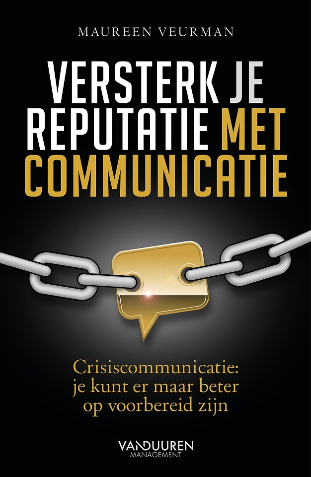 Versterk je reputatie met communicatie
