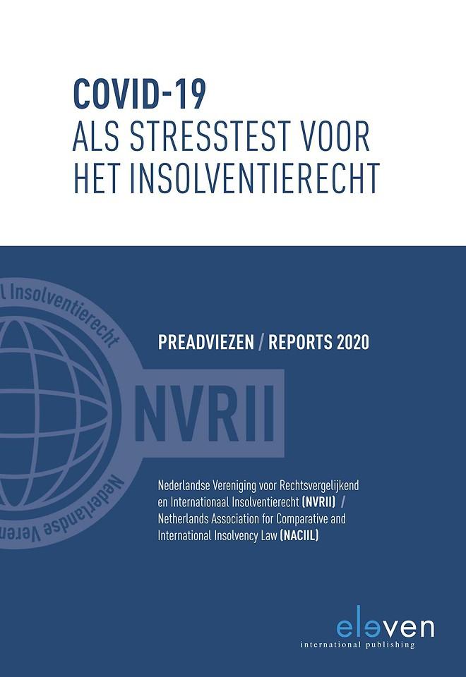 Covid-19 als stresstest voor het insolventierecht