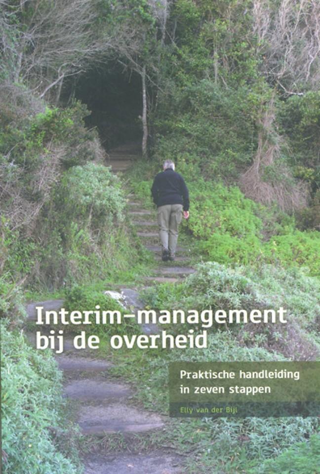 Interim-management bij de overheid