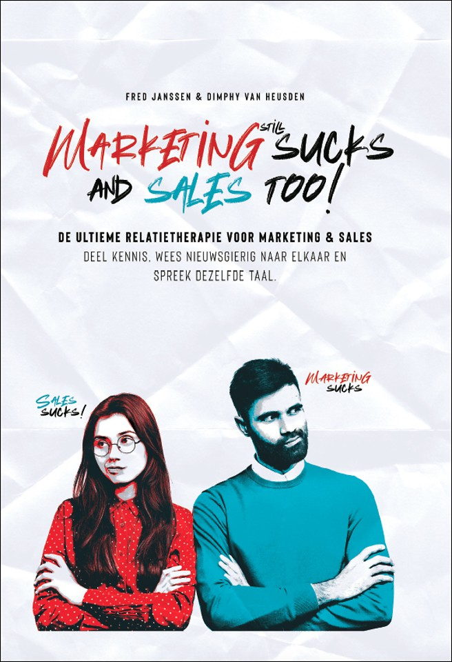 Marketing Sucks and Sales Too!
