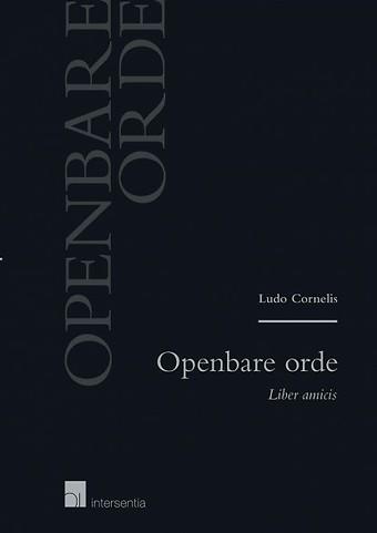 Openbare orde - Liber amicis