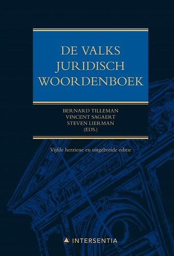 De Valks Juridisch Woordenboek