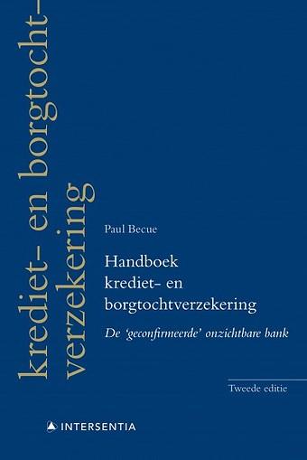Handboek krediet- en borgtochtverzekering