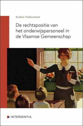 De rechtspositie van het onderwijspersoneel in de Vlaamse Gemeenschap