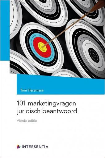 101 marketingvragen juridisch beantwoord