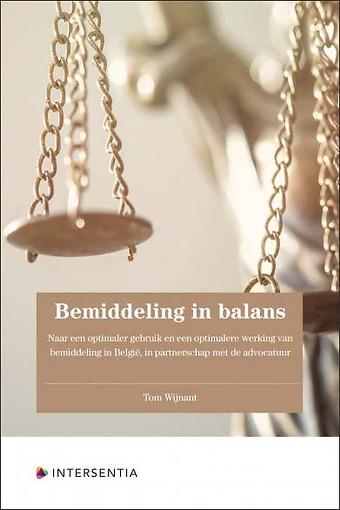 Bemiddeling in balans