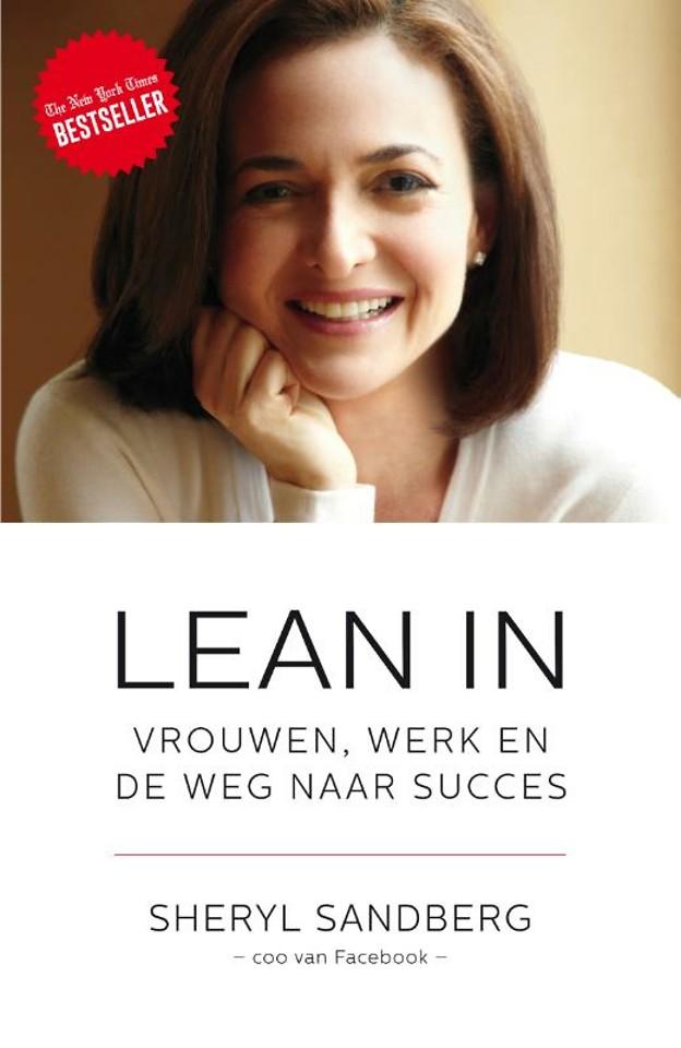 Lean in - Vrouwen, werk en de weg naar succes