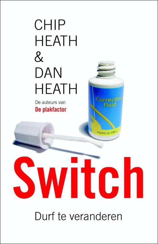 Switch - Durf te veranderen