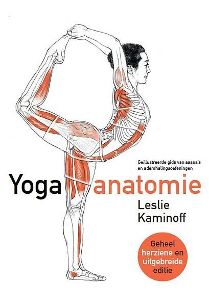 Yoga Anatomie door Leslie Kaminoff, Amy Matthews (Boek ...