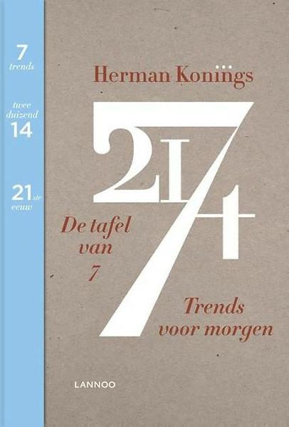 De Tafel Van 7.De Tafel Van 7 Door Herman Konings Boek Managementboek Nl