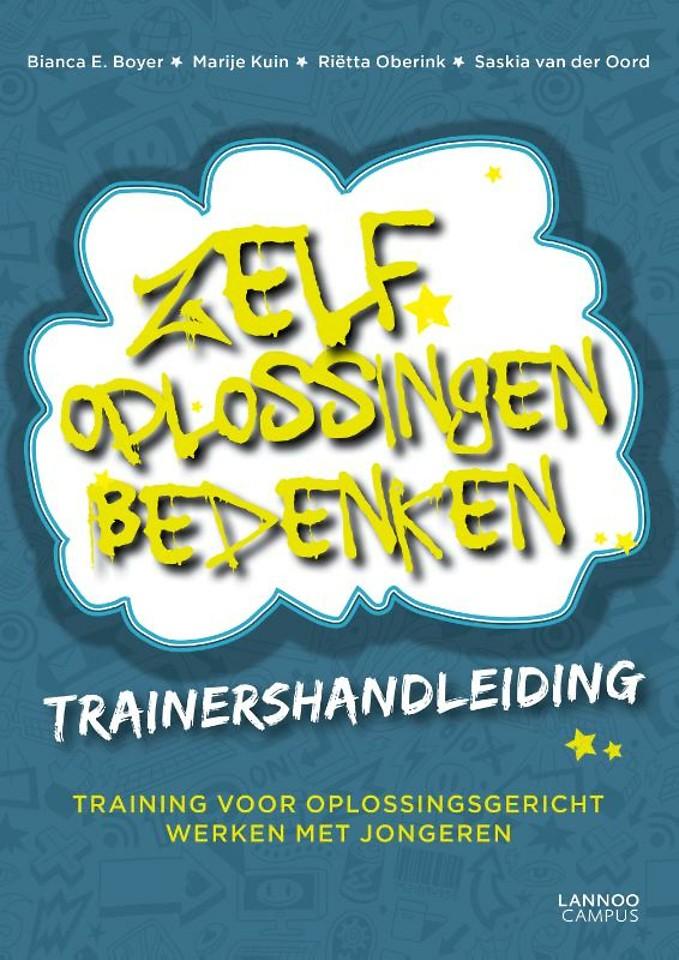 Zelf oplossingen bedenken - Trainershandleiding