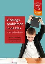 Gedragsproblemen in de klas in het basisonderwijs