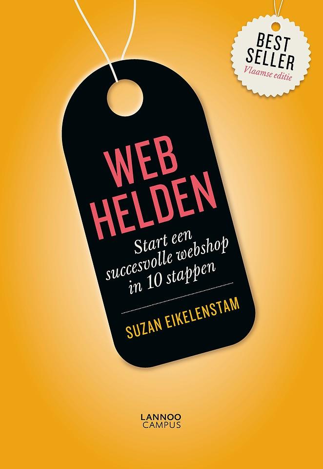 Webhelden - Start een succesvolle webshop in 10 stappen