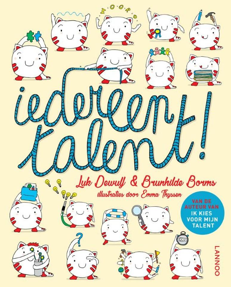 Iedereen talent!