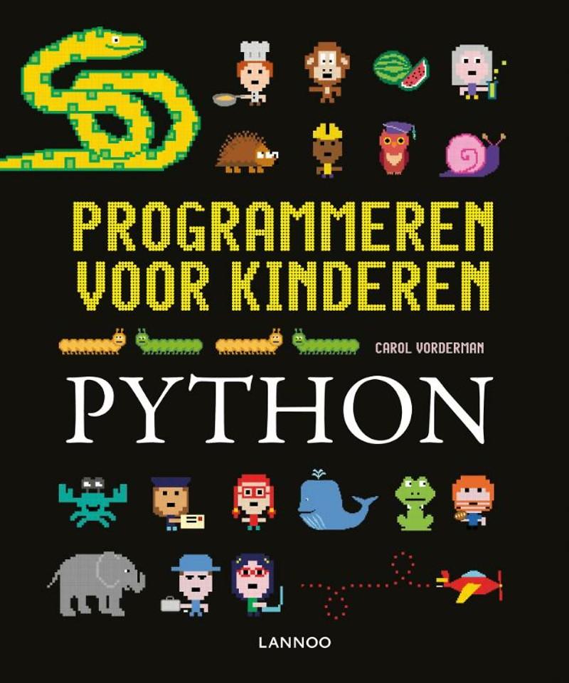 Programmeren voor kinderen - Python