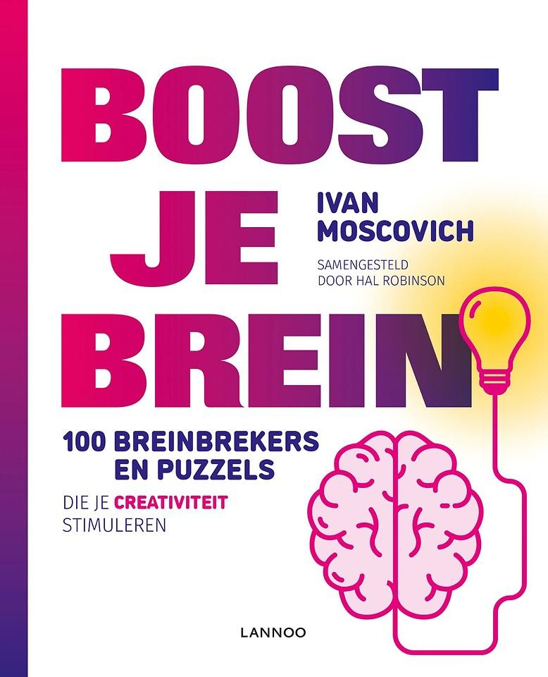 Boost je brein - Creativiteit