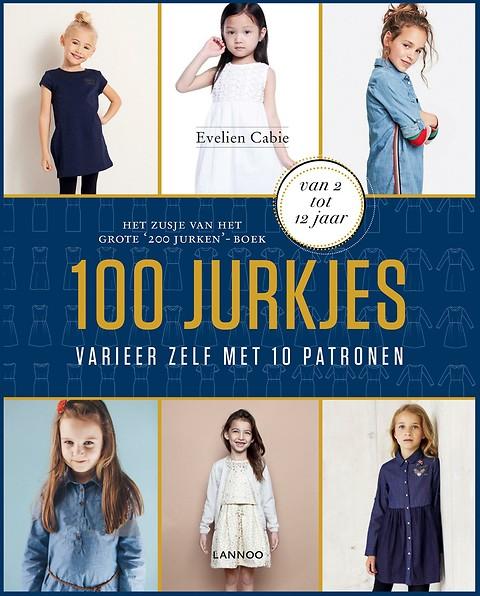 nl 100 Jurkjes Door Evelien CabiegebondenManagementboek tshCBordQx
