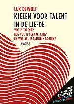 Kiezen voor talent in de liefde