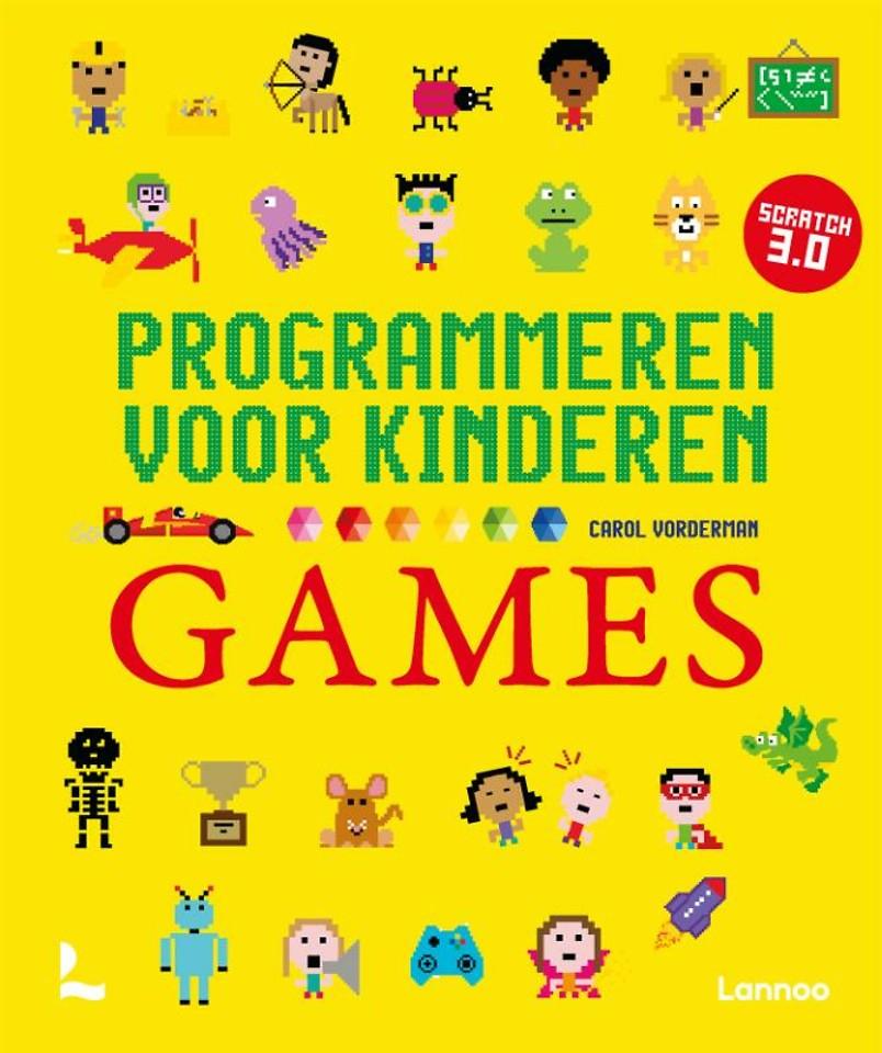 Programmeren voor kinderen - Games