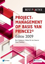 Projectmanagement op basis van PRINCE2, Editie 2009