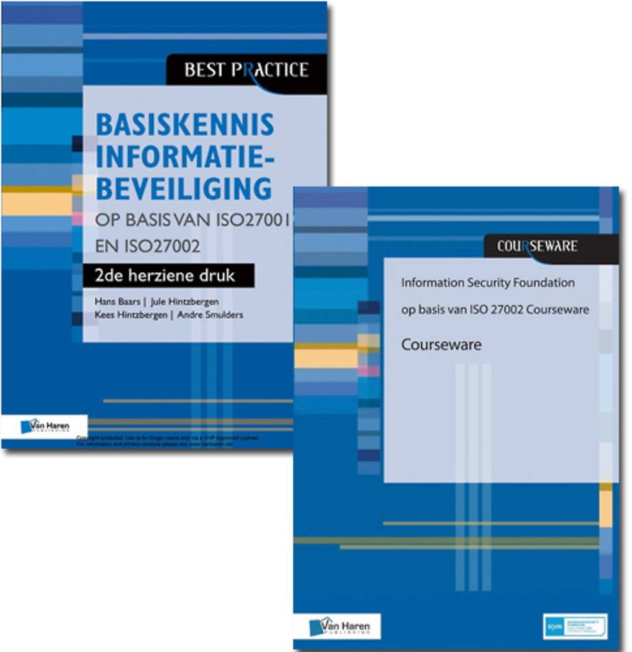 Information Security Foundation op basis van ISO 27002 Courseware Pakket