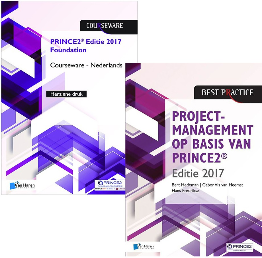 Prince2 editie 2017 Foundation Courseware packet