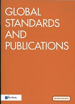 Global standards and publications 2018/2019