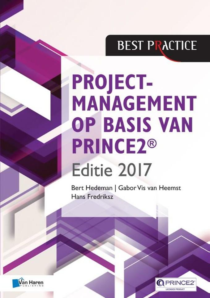 Projectmanagement op basis van PRINCE2, Editie 2017