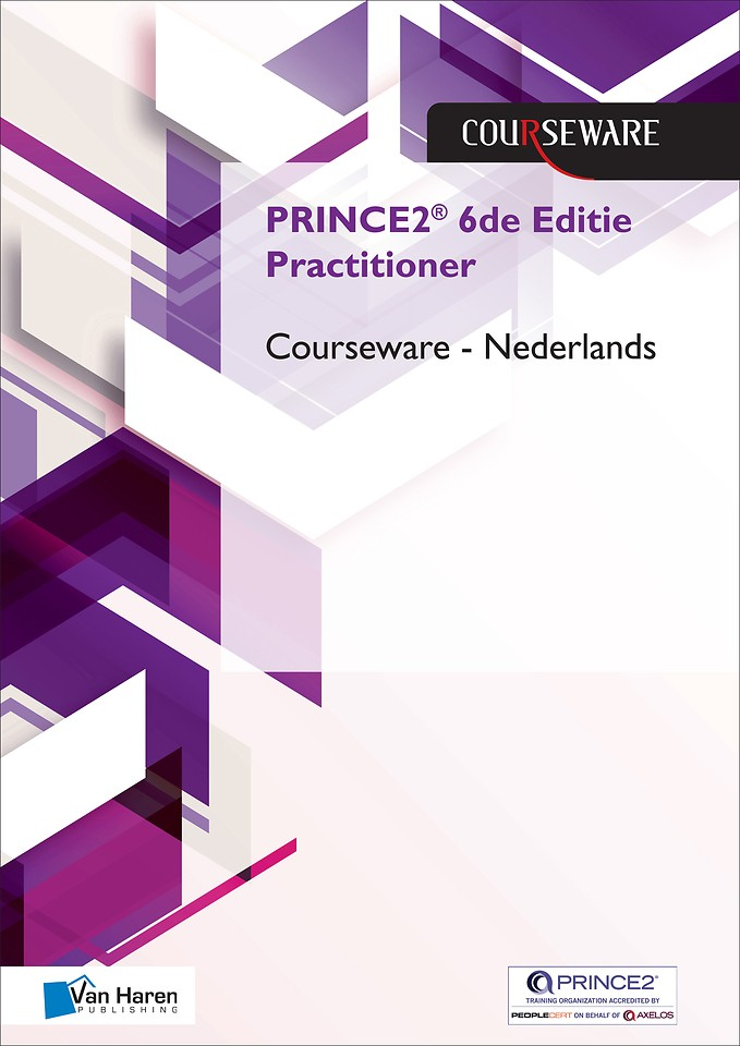 PRINCE2 2017 Edition Practitioner Courseware