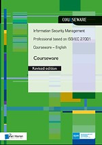 Information Security Management Professional based on ISO/IEC 27001 Courseware revised Edition