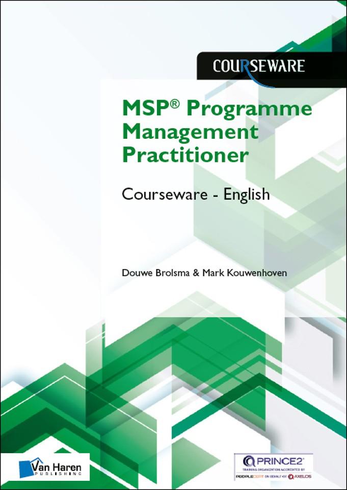 MSP Programme Management Practitioner Courseware