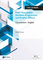 P3O Foundation Portfolio, Programme and Project Offices Courseware – English