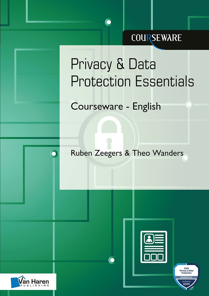 Privacy & Data Protection Essentials Courseware