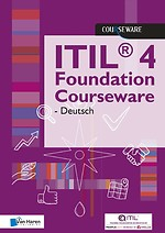 ITIL® 4 Foundation Courseware - Deutsch