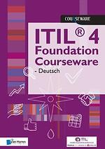 ITIL® 4 Foundation Courseware - Deutsch