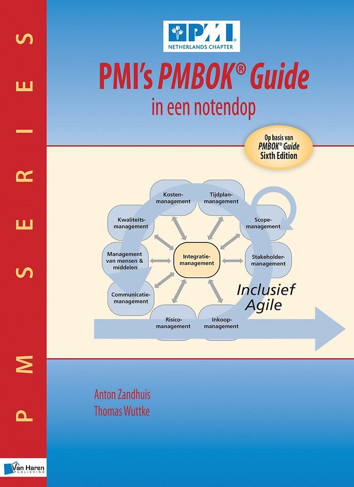 PMI's PMBOK® Guide in een notendop